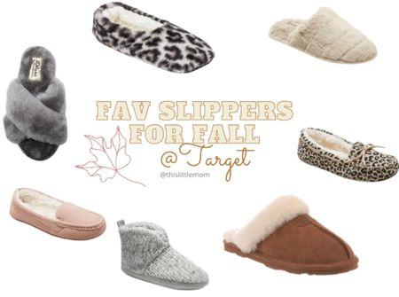 All my favorite slippers for fall at @Target   #LTKSeasonal #LTKshoecrush #LTKstyletip