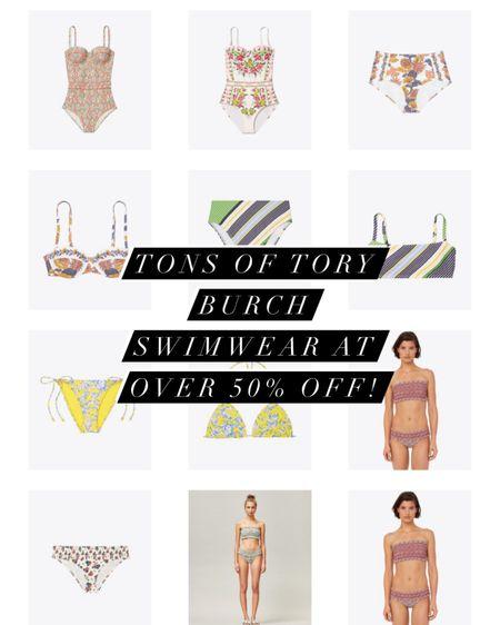 http://liketk.it/39a9C #liketkit @liketoknow.it Tory Burch swimwear on sale! Perfect for the honeymoon or spring break!
