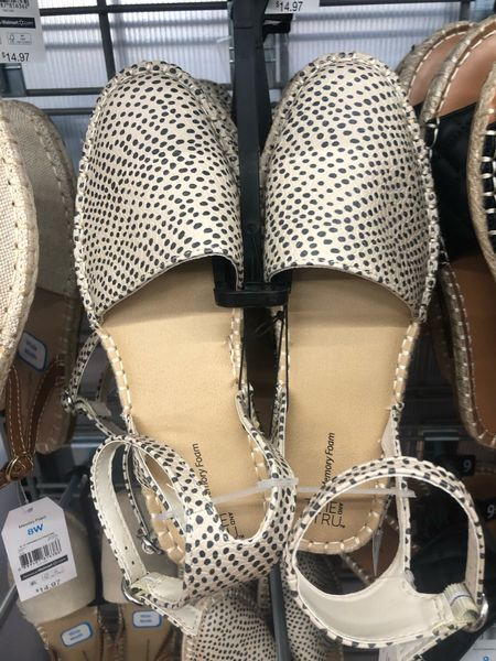 Find these super cute sandals at Walmart that would pair perfectly with any summer outfit! #fashion #shoefashion #sandals #styletips #shoecrush #walmartfinds #summerfashion   #LTKshoecrush #LTKstyletip