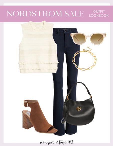 Love this outfit for a fall date!  #LTKsalealert #LTKstyletip #LTKSeasonal