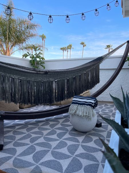 Hidden oasis - My top patio furniture picks from Target for an effortlessly modern bohemian vibes and affordable update to your outdoor space - balcony, terrace or patio.   Home decor | Home style | Home styling tips | Decor tips | Outdoor decor | Backyard decor | Backyard style | Summer style | Target finds   #LTKunder100 #LTKSeasonal #LTKhome