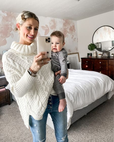 I've had this sweater since 2014 and it's still available! Only $19 and great quality. http://liketk.it/2IYUK #liketkit @liketoknow.it #LTKunder50 #LTKfamily #LTKsalealert