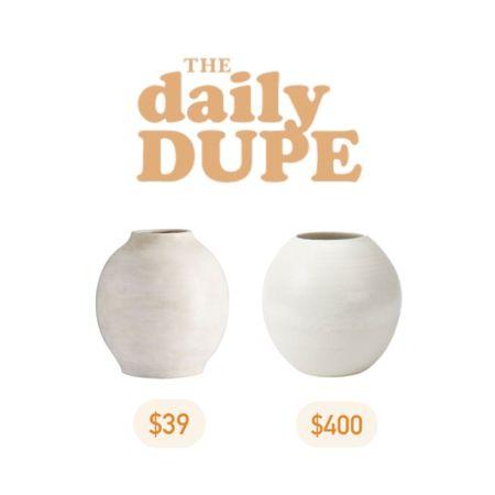 Vase, Home Decor, Save vs Splurge, Daily Dupe http://liketk.it/3iUon #liketkit @liketoknow.it