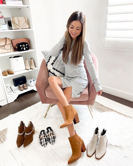 Are you a shoe person?? 👢 👢 Today on my blog SIMPLYSUTTER.COM [ link in bio ]    I'm sharing my shoe guide from the Nordstrom anniversary sale !! I'm all about the ankle boots and flats 💗  #LTKunder100 #LTKshoecrush #LTKstyletip