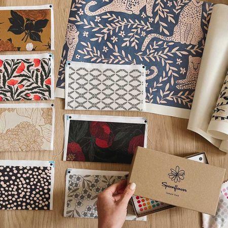 Spoonflower, Fabric, Wallpaper http://liketk.it/3jwE1 #liketkit @liketoknow.it