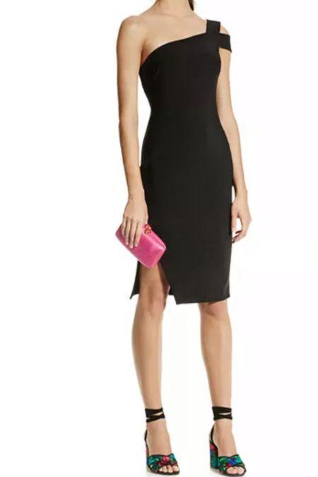 The little black dress you need in your life🖤 fits TTS I wore a 2 for reference. #lbd #littleblackdress #ootdinspo #weddingguestdress #weddingseason #ootd #fallfashion #summerstyles   #LTKstyletip #LTKbeauty #LTKwedding