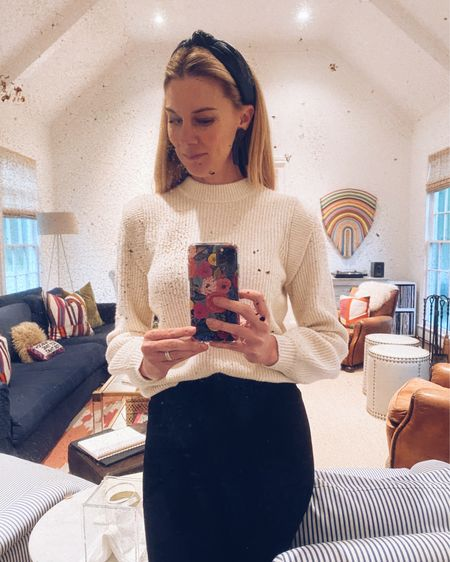 Target Finds post is live! Doesn't this sweater look like it's from Madewell or Shopbop?! Head to the cstyleblog.com to see more. For sizing reference, I'm wearing an xs.   #LTKstyletip #LTKunder50