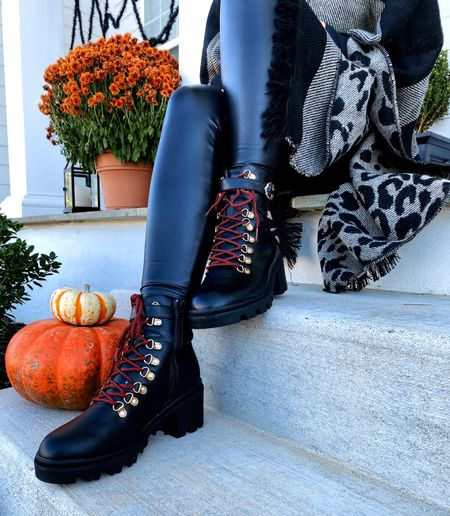 Full fall look from @walmart (boots on sale for $30) #ad @walmartfashion #WalmartFashion #liketkit @shop.ltk   #LTKSeasonal