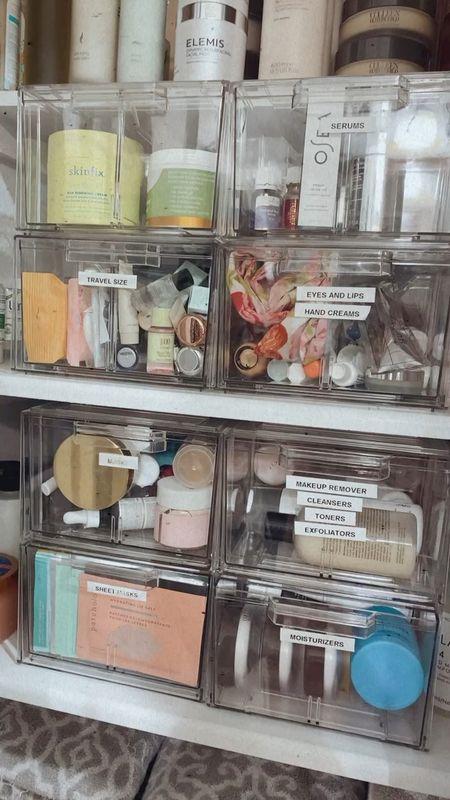 Bathroom organization   #LTKhome #LTKfamily #LTKunder50