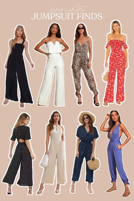 Jumpsuits give that breezy pant vibe for summer. #liketkit @liketoknow.it http://liketk.it/3hkVz #LTKDay