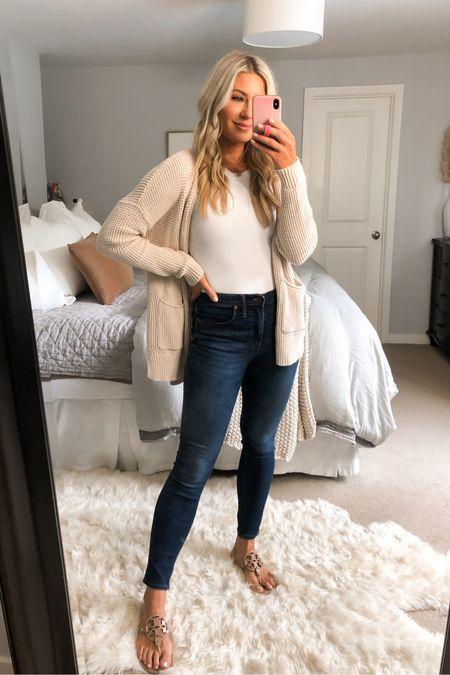 Madewell denim. They fit amazing for any curves. Skinny jeans   #LTKstyletip #LTKunder100 #LTKcurves