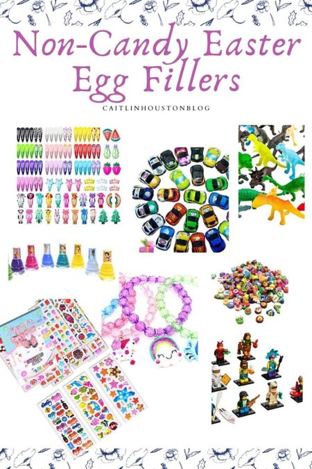 Non Candy Easter Egg Fillers - What to put in Easter Eggs for kids - http://liketk.it/3bVfp #liketkit @liketoknow.it #LTKfamily #LTKkids