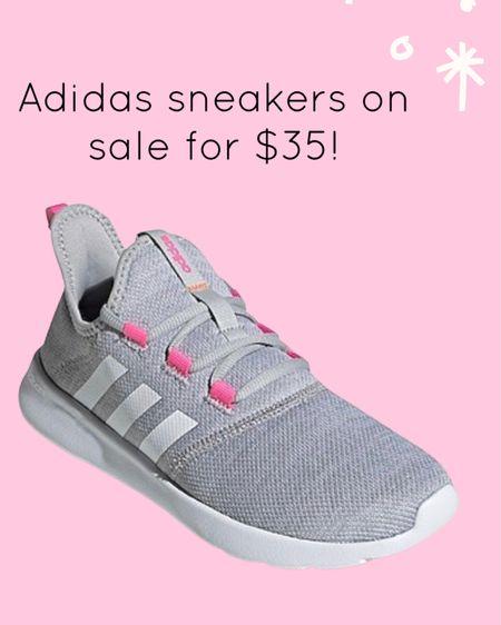 Adidas sneakers on sale for $35 http://liketk.it/3i0Qi #liketkit @liketoknow.it #LTKsalealert #LTKshoecrush