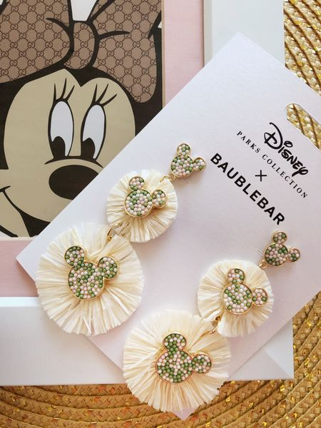 BaubleBar has the BEST Disney pieces!