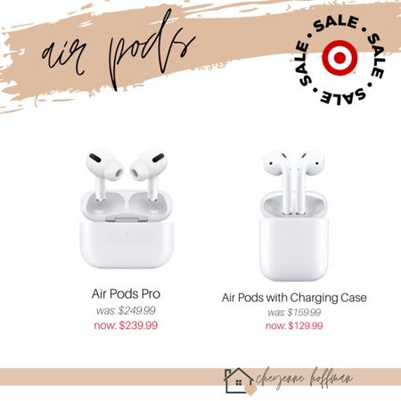 daily deal! AirPods are on sale at Target right now!   http://liketk.it/37fDk #liketkit @liketoknow.it #LTKsalealert #StayHomeWithLTK #LTKworkwear