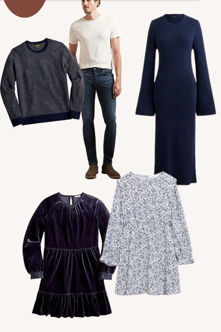 Holiday card outfits.   #LTKstyletip #LTKfamily #LTKSeasonal