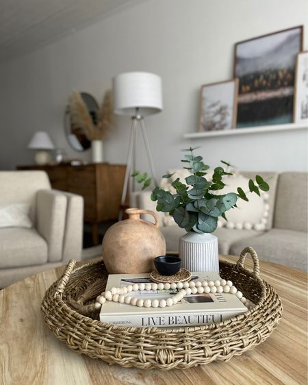 coffee table styling ☁️ http://liketk.it/3dzJn #liketkit @liketoknow.it Download the LIKEtoKNOW.it shopping app to shop this pic via screenshot #LTKstyletip #LTKunder50 #LTKhome
