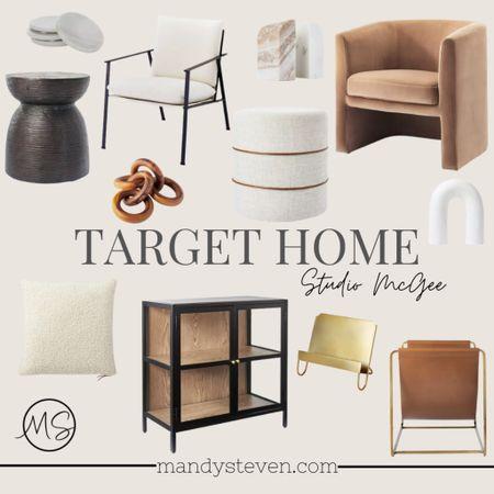 New Target Home arrivals! Studio McGee home decor living room decor kitchen decor side chair affordable home finds fall decor storage cabinet organization ideas master bedroom decor   #LTKstyletip #LTKhome #LTKunder50