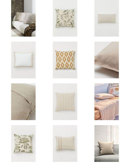 H&M pillow sale! http://liketk.it/3j3fh #liketkit @liketoknow.it