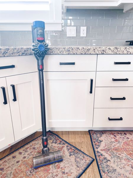 Today is the day! Save over $100 on this bad boy! Get it while you can. I have one on every floor! And I use them all! I use my Dyson stick vacuum near my kitchen daily. I also use it in my car, in my garage, and in every room at my home. #cleaninghacks #cleaning #vacuum  #LTKfamily #LTKsalealert #LTKhome
