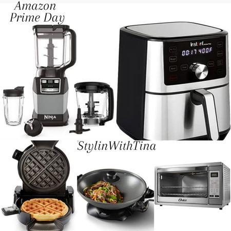 Amazon Prime Day Deals!! #kitchen #blender#wafflermaker#wokpan#oven #instantpot http://liketk.it/3i6Fj #LTKsalealert #LTKstyletip #LTKunder100 #LTKunder50 #LTKhome #LTKworkwear #LTKwedding #LTKtravel #LTKfamily #LTKitbag #LTKfit #LTKmens @liketoknow.it #liketkit