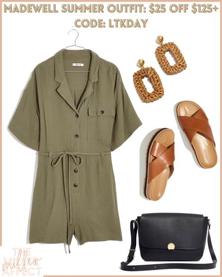 Madewell Summer Outfit! Get $25 off $125+ with code: LTKDAY  #liketkit @liketoknow.it #LTKDay #LTKsalealert #LTKunder50 http://liketk.it/3hpUz
