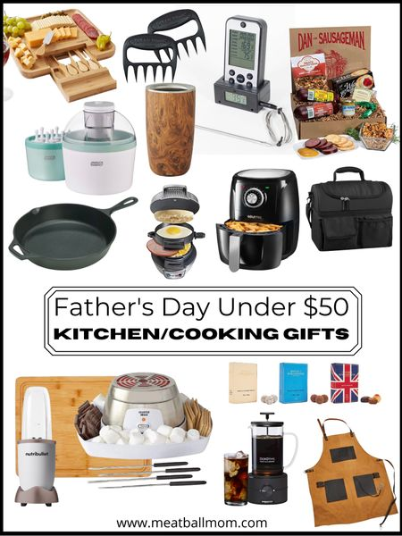 Father's Day gift ideas: kitchen/cooking gifts       Father's Day , Father's Day gift guide, gift ideas, gifts for him, gifts for dad, gifts for men, target style, target finds, amazon finds, amazon home, Walmart finds , Nordstrom style, Nordstrom finds    #LTKunder50 #LTKhome #LTKmens http://liketk.it/3gXTY #liketkit @liketoknow.it