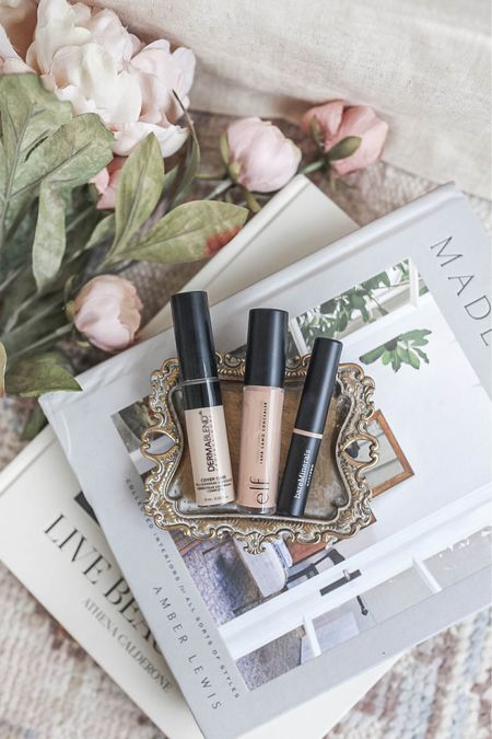 Three amazing and clean concealers for acne prone skin!   #LTKbeauty #LTKunder50