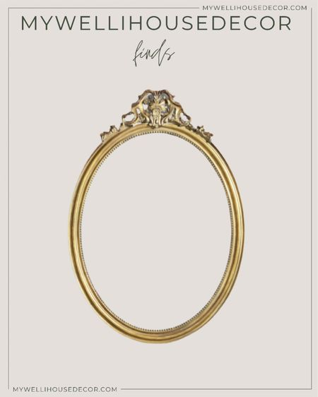 Beautiful round brass mirror  #LTKhome #LTKSale #LTKsalealert