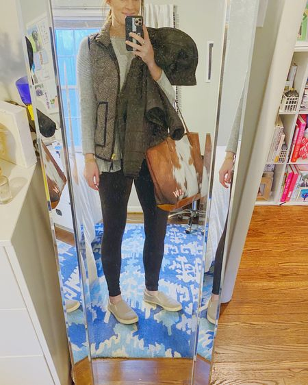A cold and dreary thursday calls for a comfy (attempted to be) put together outfit. @liketoknow.it #liketkit #LTKunder100 http://liketk.it/37kVS