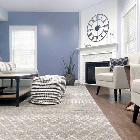 Living room decor - cozy vibes http://liketk.it/37OFE #liketkit @liketoknow.it #StayHomeWithLTK #LTKhome #LTKunder100 @liketoknow.it.home