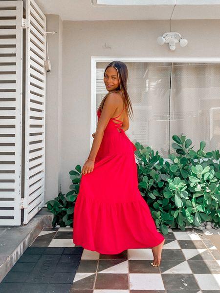 Maxi summer dress   #LTKstyletip #LTKsalealert #LTKunder50