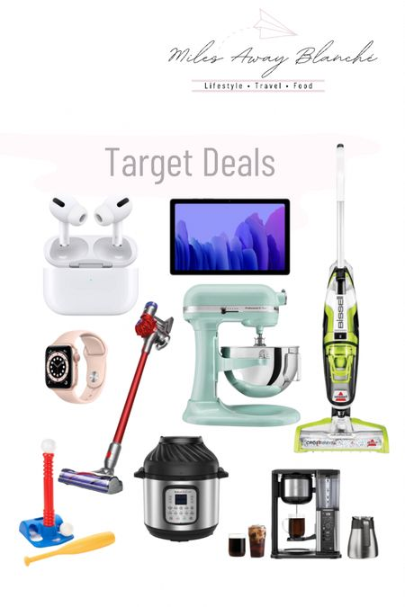 Target deals! Ends Tuesday. Big sale on kitchen aid, Apple Watch, vacuums and more! http://liketk.it/3hZUH #liketkit @liketoknow.it #LTKsalealert #LTKhome #LTKunder100