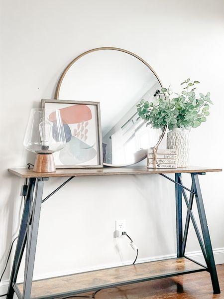 Home Decor, Console Table, Wayfair Finds, Living Room Decor, Dining Room Decor, Home Finds, Entryway Decor   #LTKsalealert #LTKhome