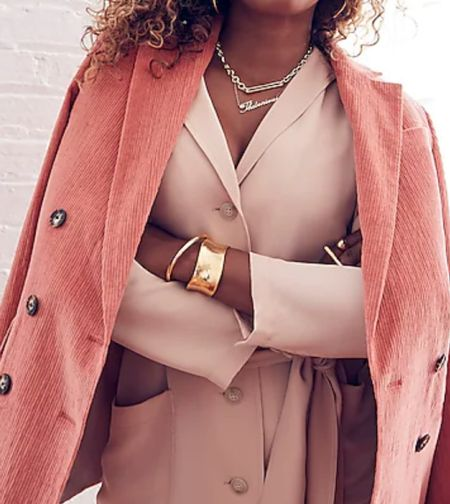 Fall done right! Love these corduroy blazers  #LTKsalealert #LTKstyletip #LTKSeasonal