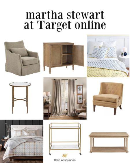 Martha Stewart at Target, online only!   #LTKhome #LTKstyletip #LTKfamily
