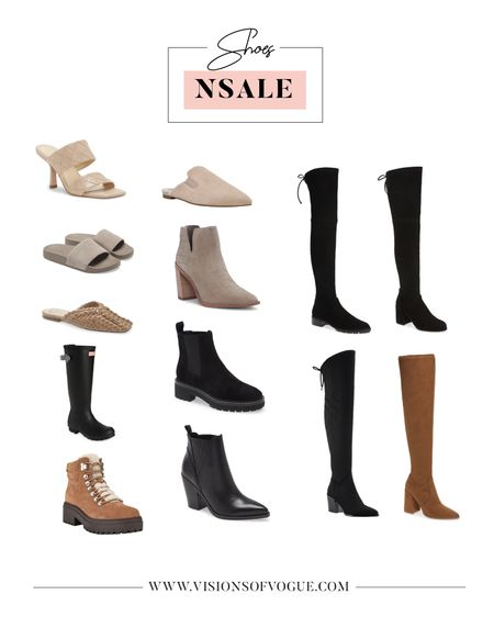 My favorite boots and booties from the Nordstrom Anniversary Sale (NSALE)! Get the Marc Fisher booties if you don't have them already!! Stuart Weirtzmans are also WELL worth the investment!   #LTKunder50 #LTKshoecrush #LTKsalealert