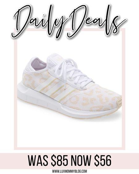 I just grabbed these and they are my new favorite sneaker.   #LTKunder100 #LTKshoecrush #LTKsalealert