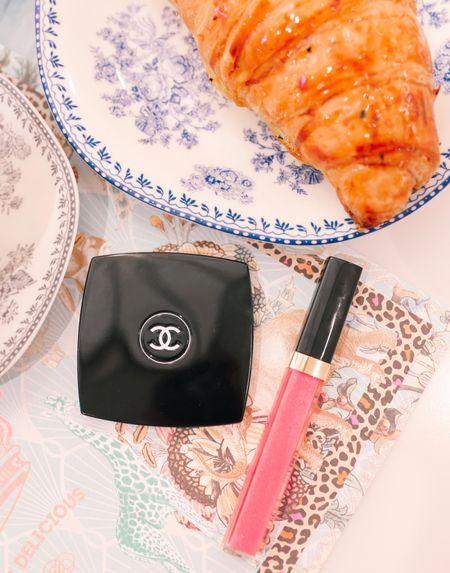 Rose Pulpe lip gloss from Chanel 💖  #LTKbeauty #LTKunder50