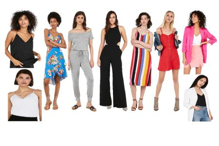 A little something for everyone here - cute, comfy, casual, colorful!! I love all these pieces for summer & there is something for everyone! Sizing runs a little big so I would size down! On SUNDAY 6/23, spend $125 and you get 35% off!! Shop your screenshot of this pic with the LIKEtoKNOW.it app http://liketk.it/2CHiw #liketkit @liketoknow.it #LTKsalealert #LTKunder50 #LTKunder100 #LTKstyletip #LTKspring #LTKworkwear #LTKcurves