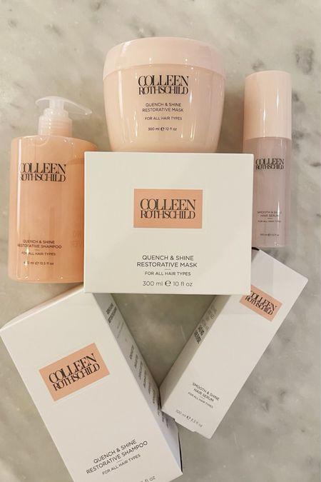 Get these amazing hair products on SALE for Colleen Rothschild friends and family sale! Take 25% off with code FAMILY25     #LTKsalealert #LTKbeauty #LTKunder100