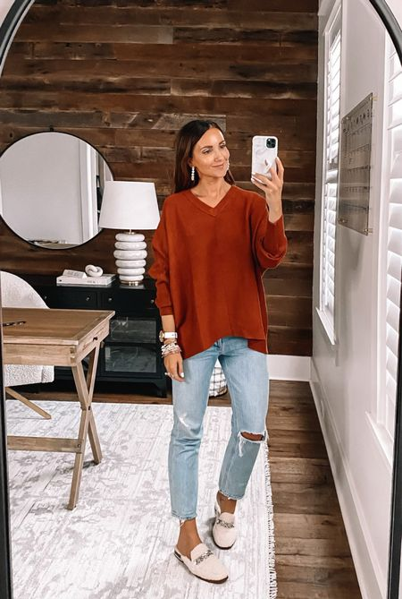 Amazon sweater in size medium #anna_brstyle