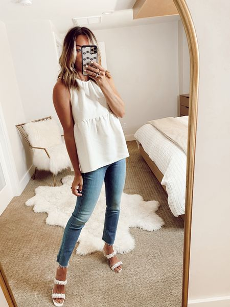 target style, target top, jeans   #LTKstyletip