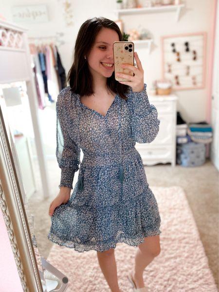 Pretty amazon dress! Fits true to size & comes in more colors too🙌 #amazonfashion #amazonfinds #amazondresses #weddingguestdresses   #LTKunder50 #LTKSeasonal #LTKstyletip