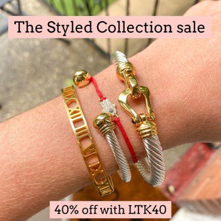 The styled Collection sale   #LTKunder50 #LTKSale #LTKsalealert