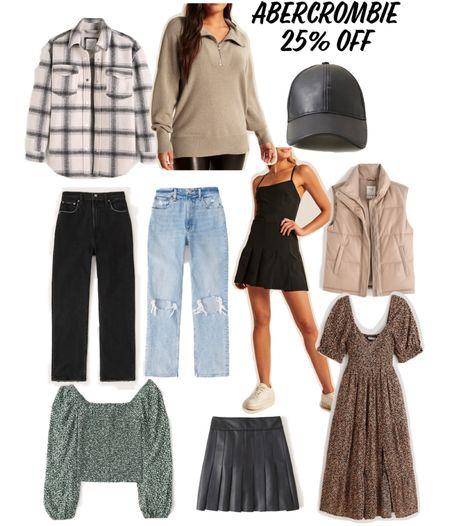 Mom jeans, midi dress, shacket   #LTKunder50 #LTKsalealert #LTKGiftGuide