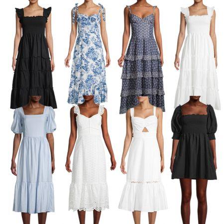 Gorgeous dresses, all $50-$150!