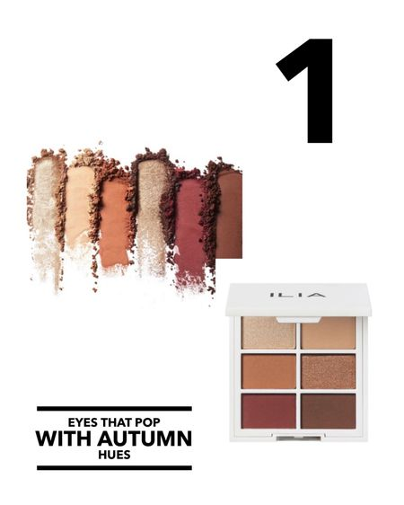Eye shadow, clean beauty, Sephora, fall makeup, neutral eye shadow palette, finding beauty mom, gifts for her, holiday gifts,   #LTKbeauty #LTKHoliday #LTKSeasonal
