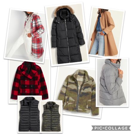 Anyone else gearing up for the cold weather? I'm trying to make sure all systems are a go for us here in our house so that we're ready to roll!  @oldnavy has so many great coats and jackets, the plaid overcoat is killing me!!! It's screaming Christmas season!! These are all on sale plus another 30% off with code HURRY.   http://liketk.it/2ZB2B #liketkit @liketoknow.it