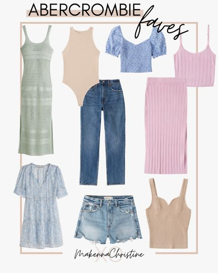 Abercrombie new summer outfits! Summer style, summer dress, casual outfit http://liketk.it/3ihqs @liketoknow.it #liketkit